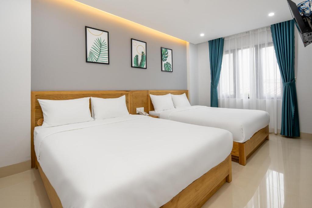 Phòng Hai Giường Đơn (Standar Twins Room)