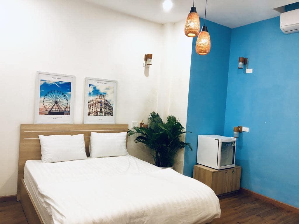 Phòng Một Giường Đơn (Standar Double Room)