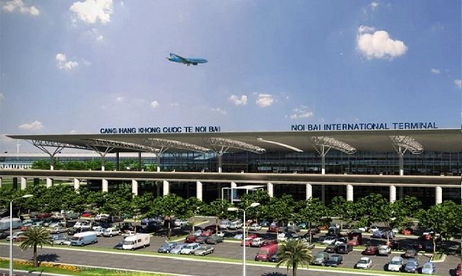 Taxi G7 sân bay Nội Bài