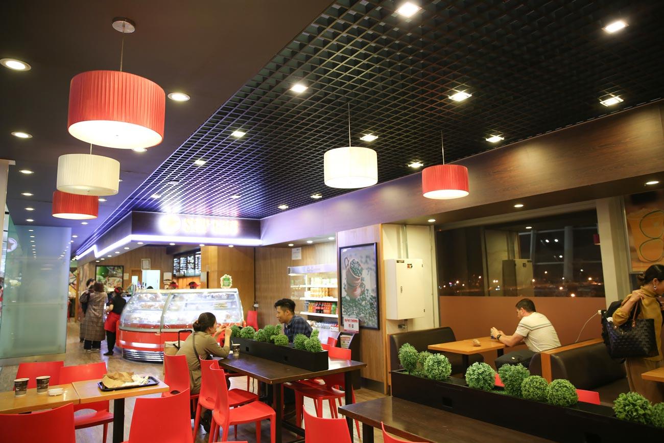 Một số địa chỉ quán Cà phê trong và ngoài sân bay Nội Bài Hà Nội